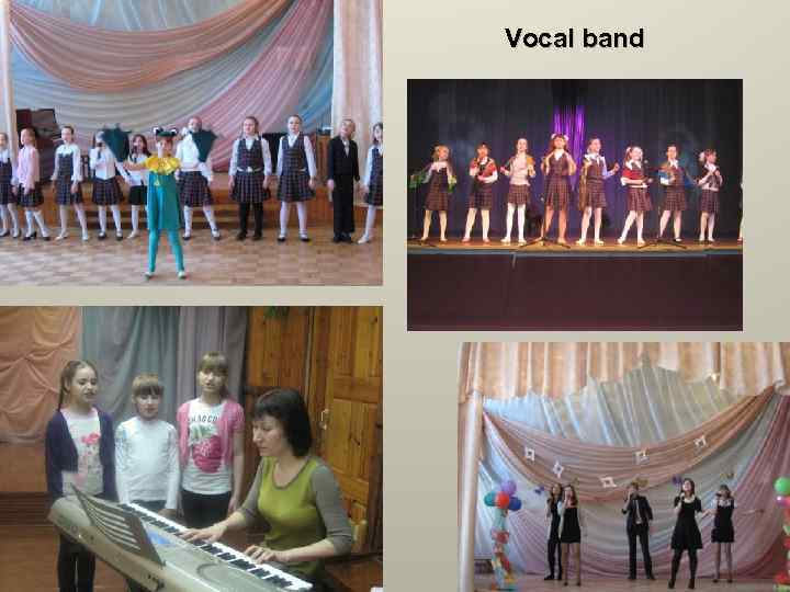 Vocal band