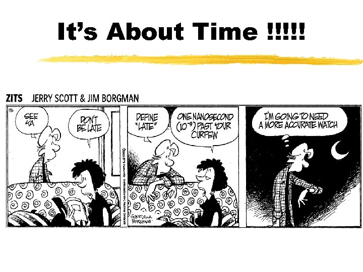 It's About Time !!!!! Tom Clark & Rick Hambly Haystack April 2009 0
