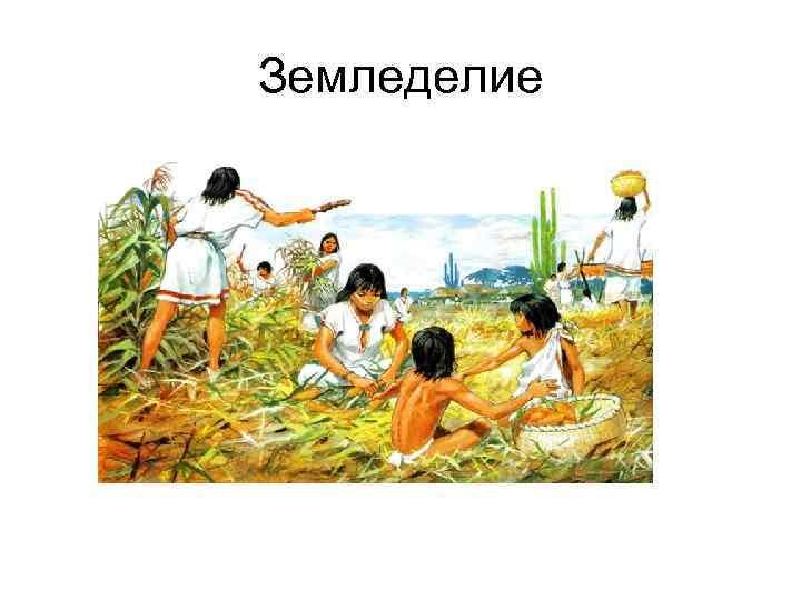 Земледелие