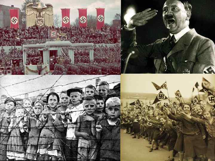 modern history nazism as totalitarian Lecture 10 the age of  the modern totalitarian state rejected liberal values and exercised total control over the lives  nazism was totally guided by two main.