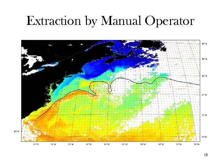 Extraction by Manual Operator 18