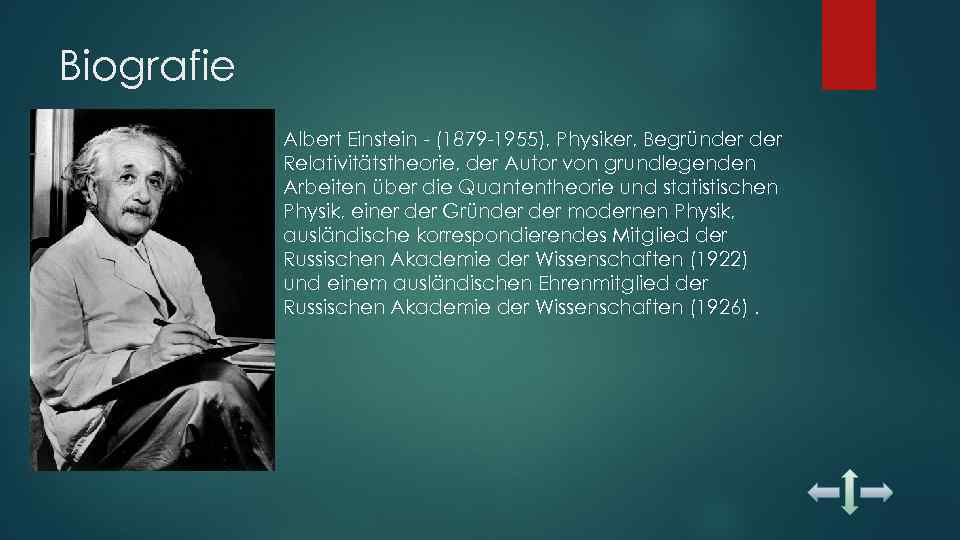 albert einstein physiker