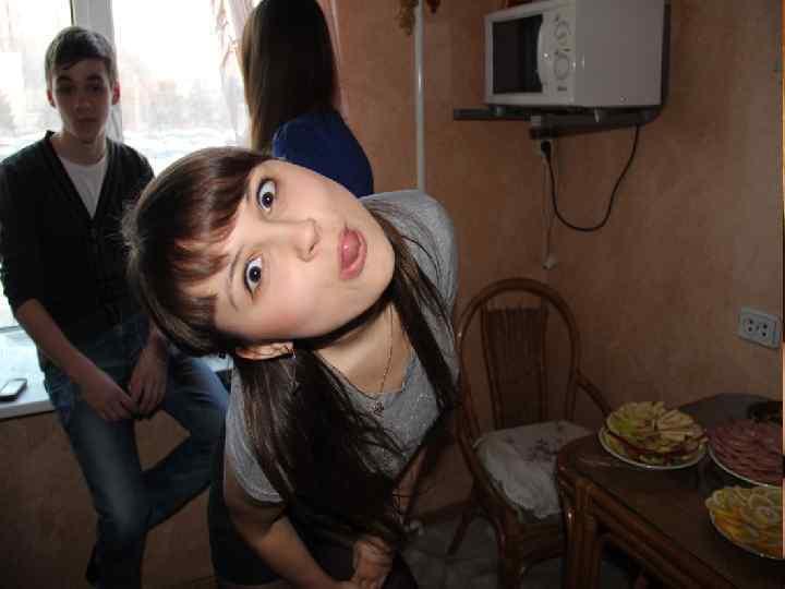 Grechanova Elizaveta • Liza has arrived to us together with Valej. As well as