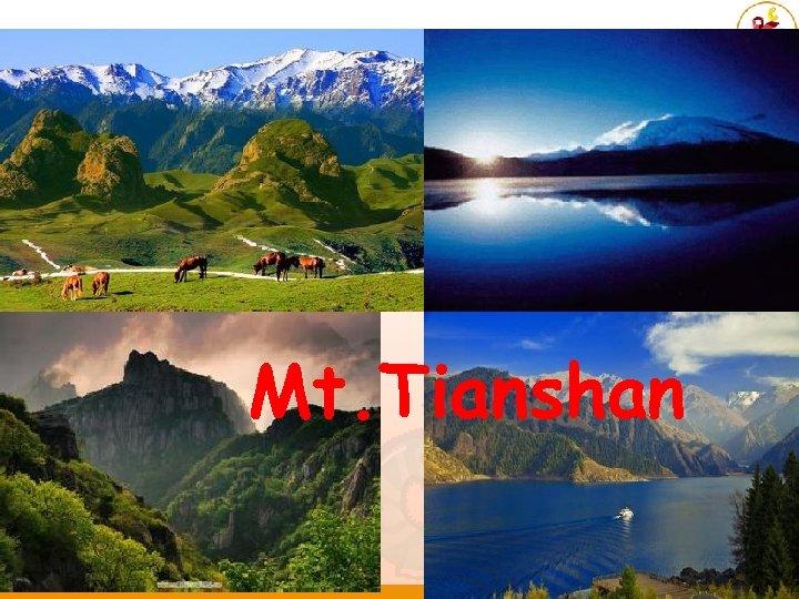 Mt. Tianshan