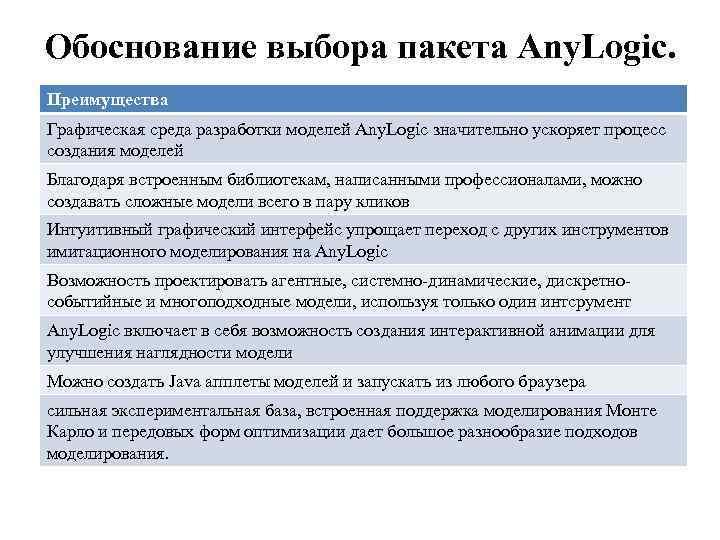 Обоснование выбора модели дипломная работа вакансии работы для девушки в москве
