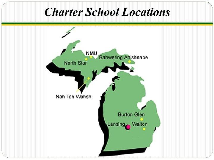 Charter School Locations