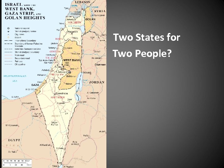 Two States for Two People?