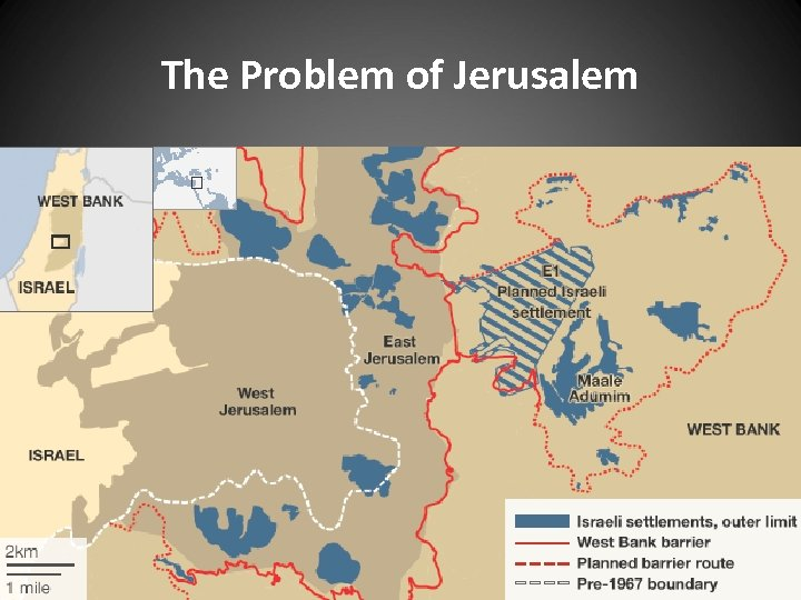 The Problem of Jerusalem