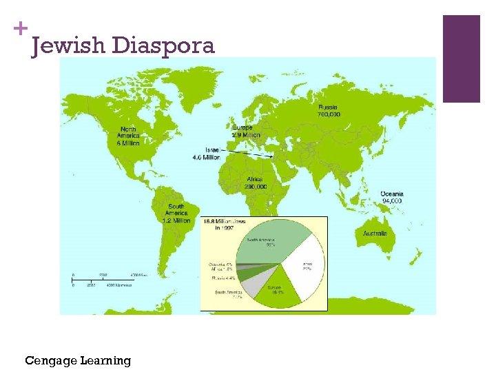 + Jewish Diaspora Cengage Learning