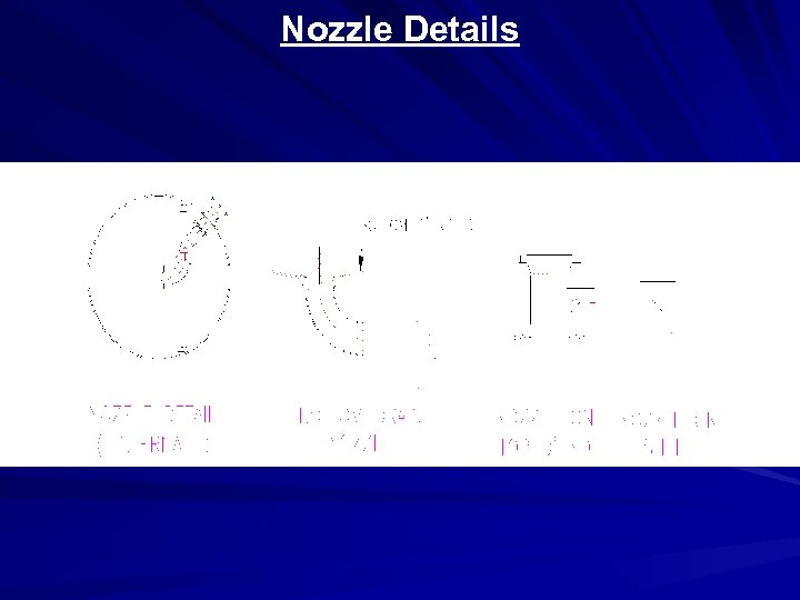 Nozzle Details
