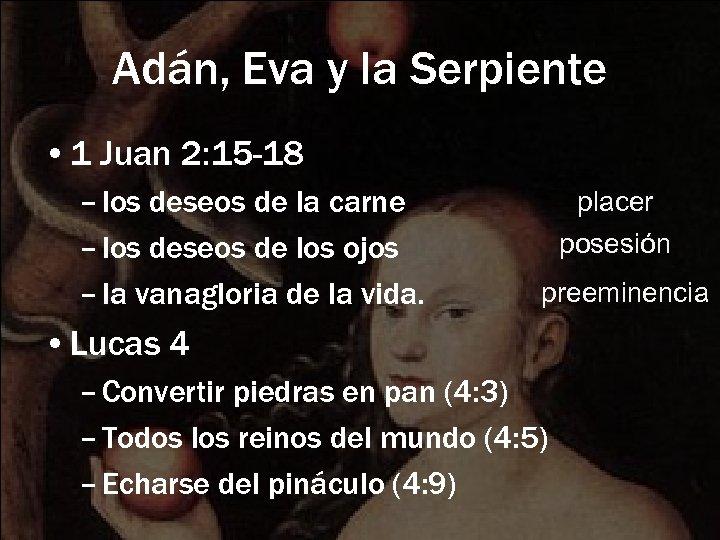 Hamartiología La Doctrina Del Pecado Adán Eva