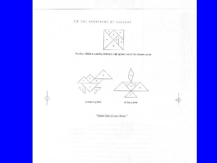 Spatial relations item