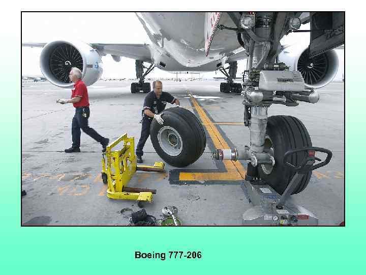 Boeing 777 -206
