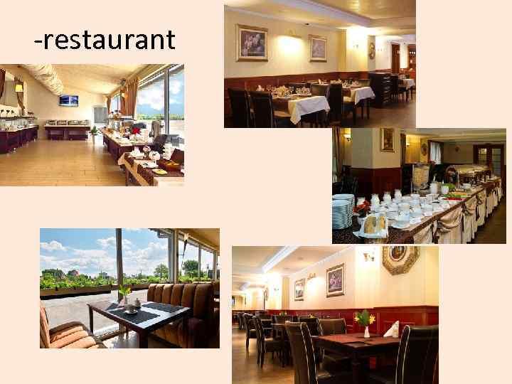 -restaurant