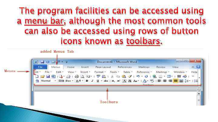 using word processing tools For many of us, microsoft office word is the air that we breathe we use word processing programs to accomplish nearly every task we perform on a computer, from letters and memos to longer documents, such as legal publications and research papers.
