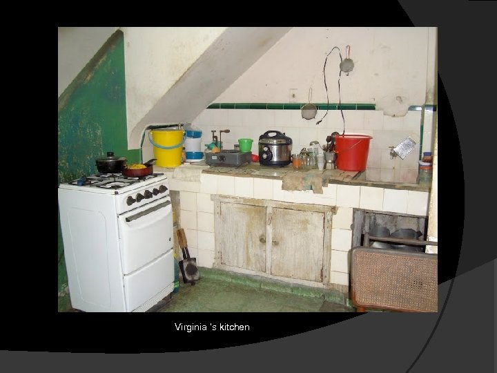 Virginia 's kitchen