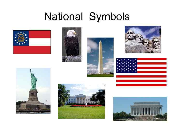 The National Symbols Of The Usa National