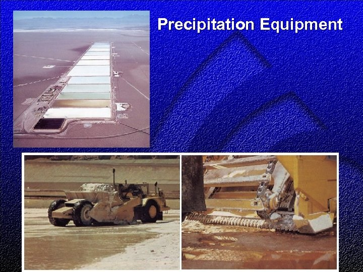 Precipitation Equipment