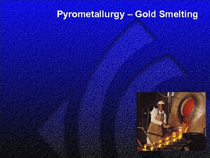 Pyrometallurgy – Gold Smelting
