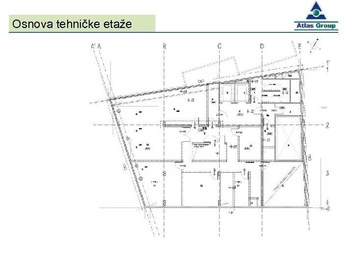 Osnova tehničke etaže
