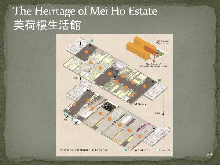 The Heritage of Mei Ho Estate 美荷樓生活館 23