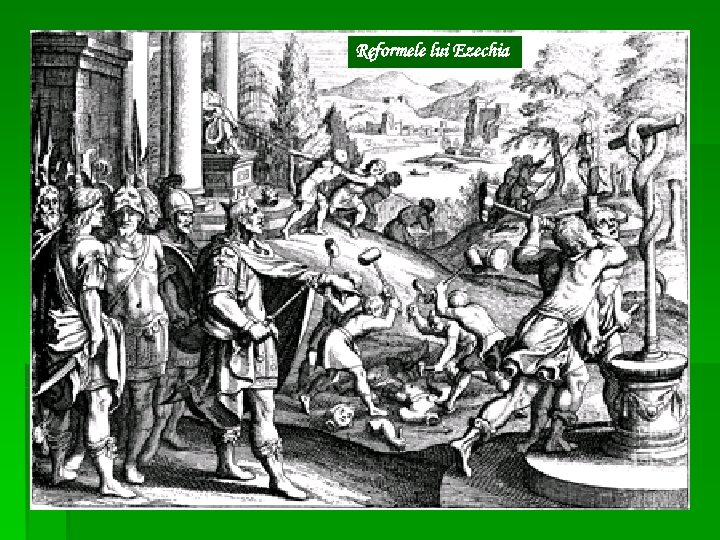 Reformele lui Ezechia