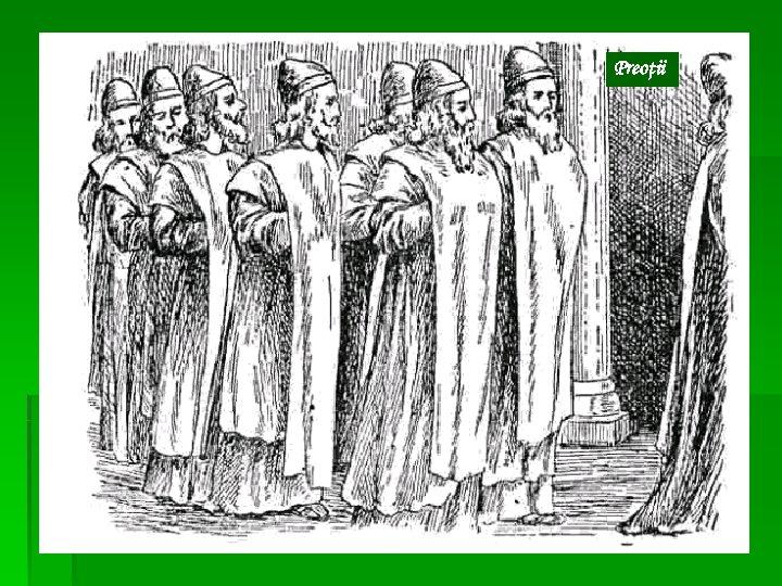 Preoţii