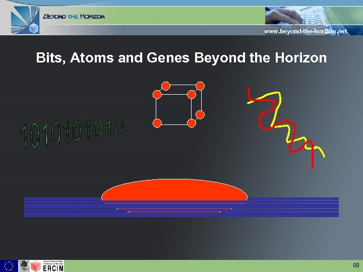 www. beyond-the-horizon. net Bits, Atoms and Genes Beyond the Horizon 89