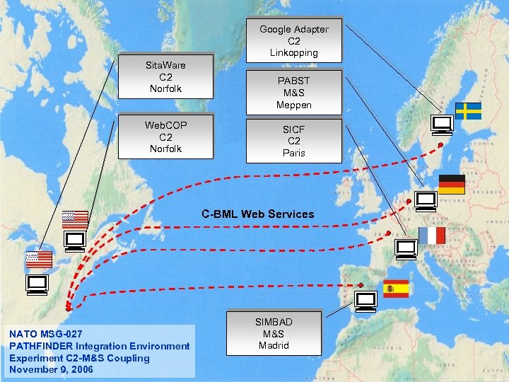 Google Adapter Model-based Data Engineering for Homeland Security C 2 13 Linkopping Sita. Ware
