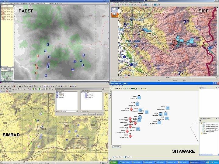 PABST Model-based Data Engineering for Homeland Security SICF 14 SIMBAD SITAWARE © ODU/VMASC 2008