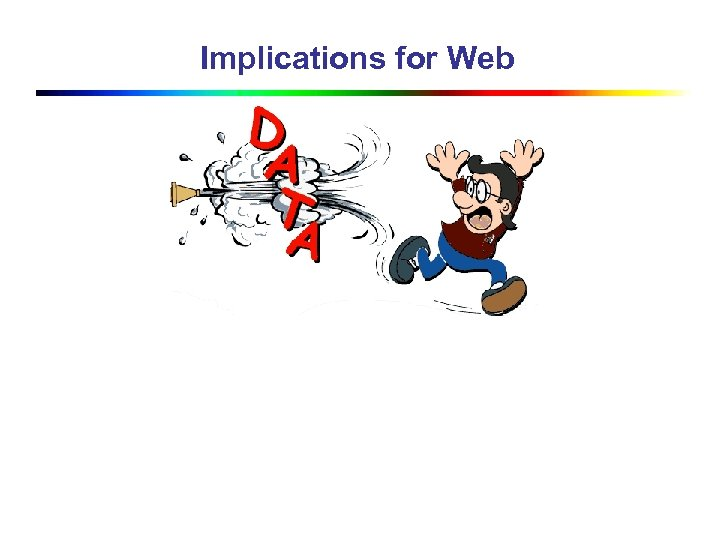 Implications for Web