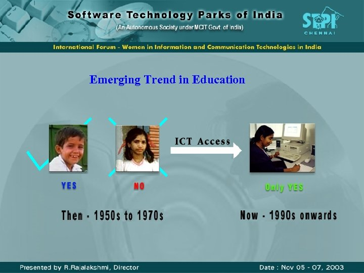 Emerging Trend in Education