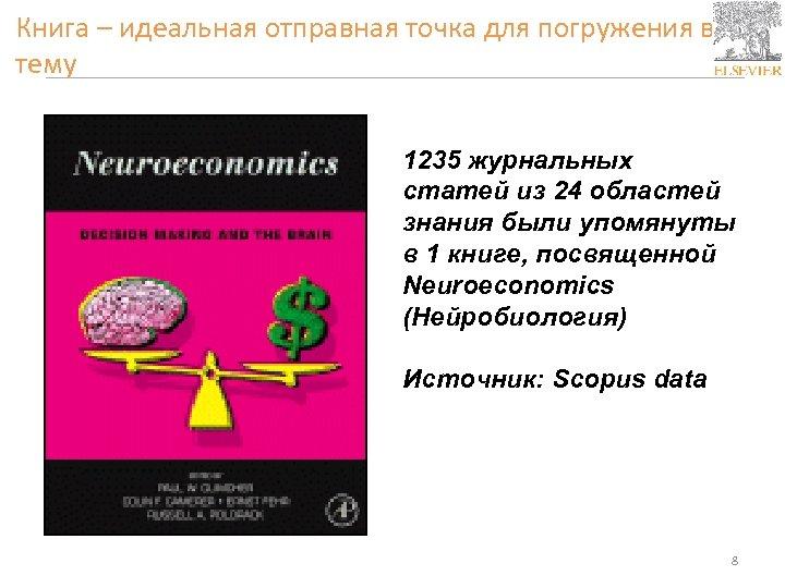 Книга – идеальная отправная точка для погружения в тему 1235 журнальных статей из 24