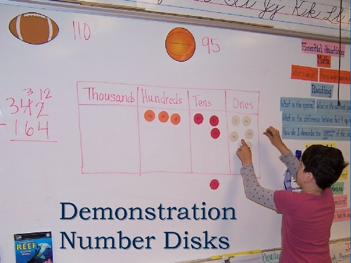 Demonstration Number Disks