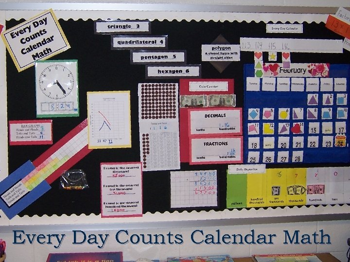 Every Day Counts Calendar Math