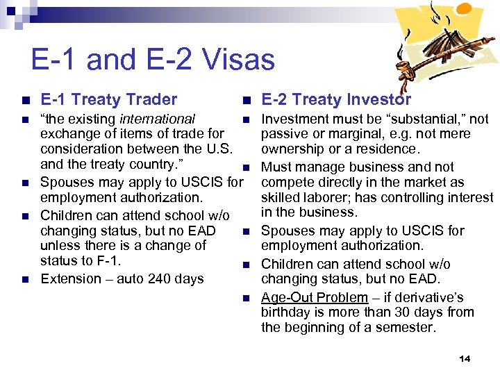 "E-1 and E-2 Visas n E-1 Treaty Trader n ""the existing international n exchange"