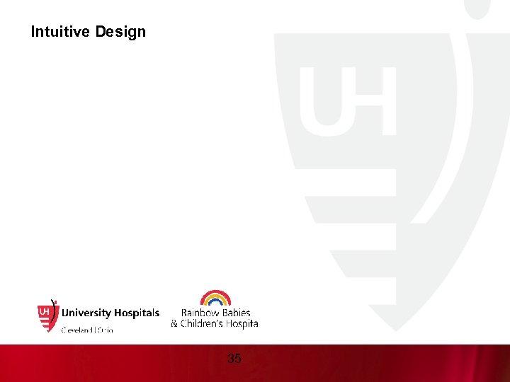 Intuitive Design 35