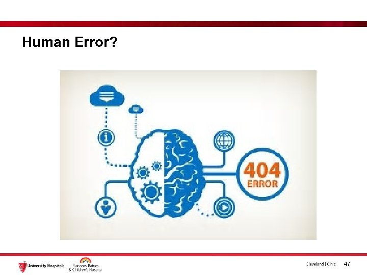 Human Error? 47