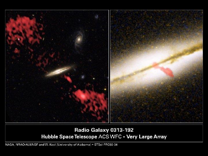 Radio Galaxy 0313192