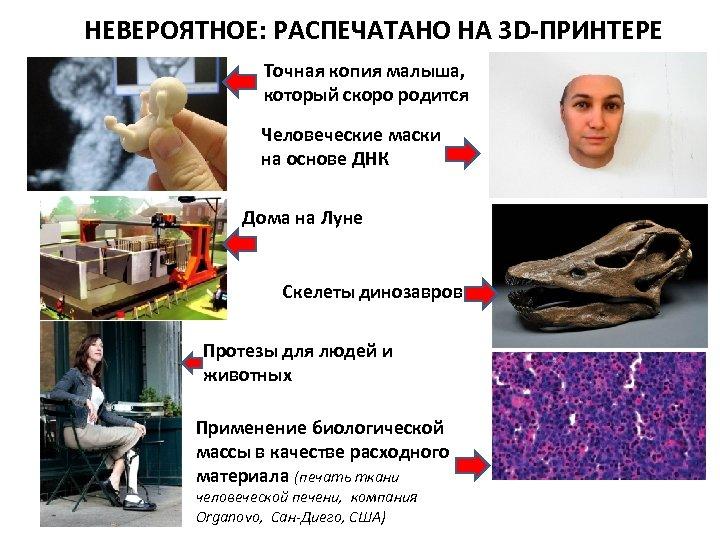 НЕВЕРОЯТНОЕ: РАСПЕЧАТАНО НА 3 D-ПРИНТЕРЕ Точная копия малыша, который скоро родится Человеческие маски на
