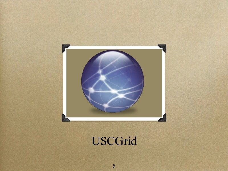 USCGrid 5