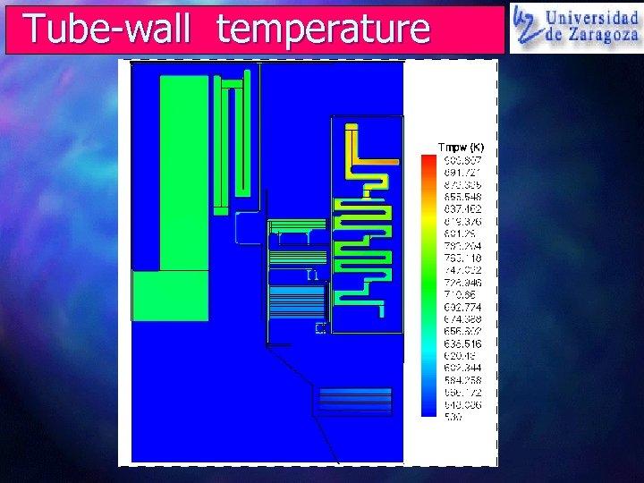 Tube-wall temperature