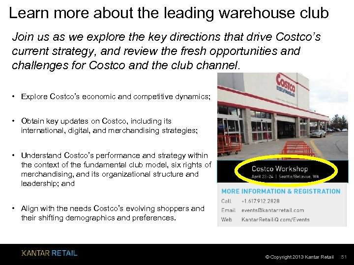 Learn more about the leading warehouse club Join us as we explore the key