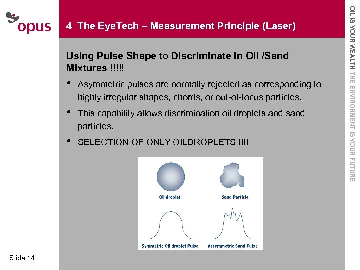 Using Pulse Shape to Discriminate in Oil /Sand Mixtures !!!!! · Click to edit