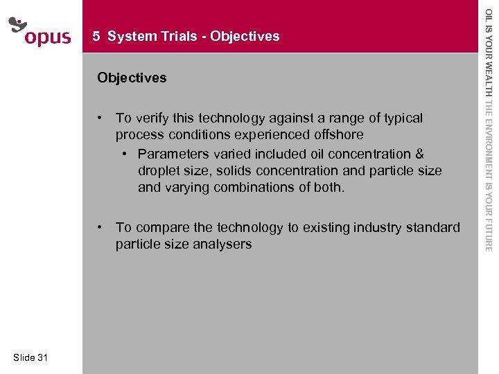 Objectives · • · Click to edit Master text styles To verify this technology