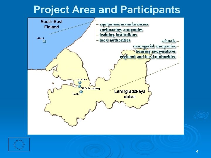 Project Area and Participants 4
