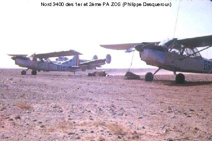 Nord 3400 des 1 er et 2ème PA ZOS (Philippe Desqueroux)