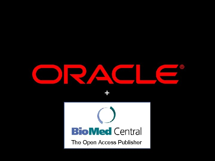 + The Open Access Publisher