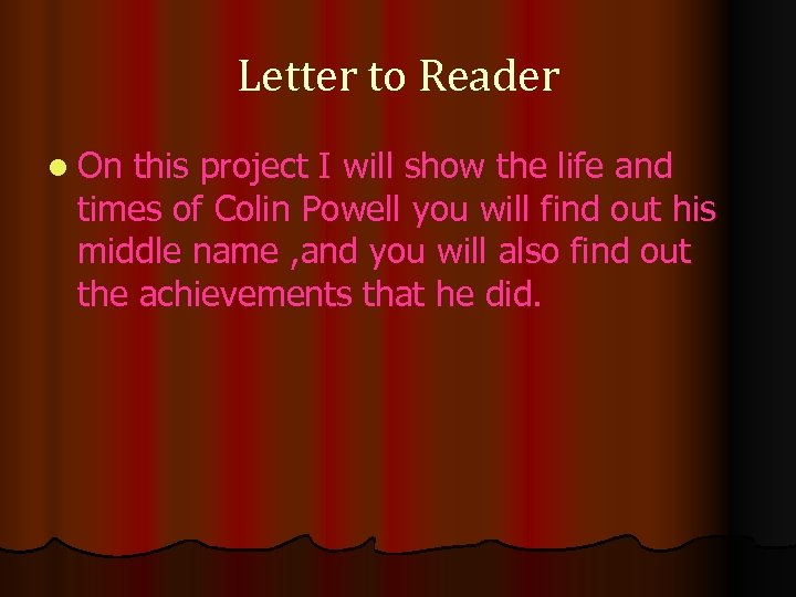 "life and military career of colin luther powell Colin luther powell was born on april 5, 1937 in new york city's harlem district to jamaican parents, theopolis and maud powell powell's father, luther theopolis powell grew up in top hill jamaica and his mother, maud ariel mckoy, affectionately known as ""arie"", was born in westmoreland jamaica."
