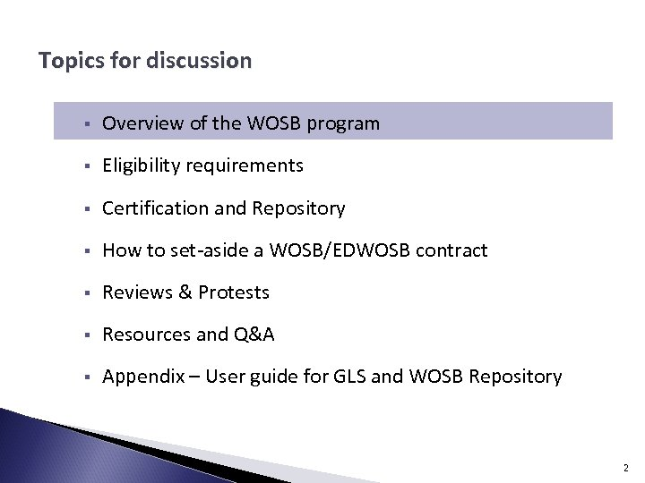 women-owned small business wosb federal contract program training
